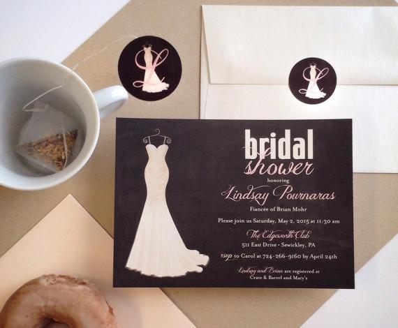 Bridal Shower Ensemble