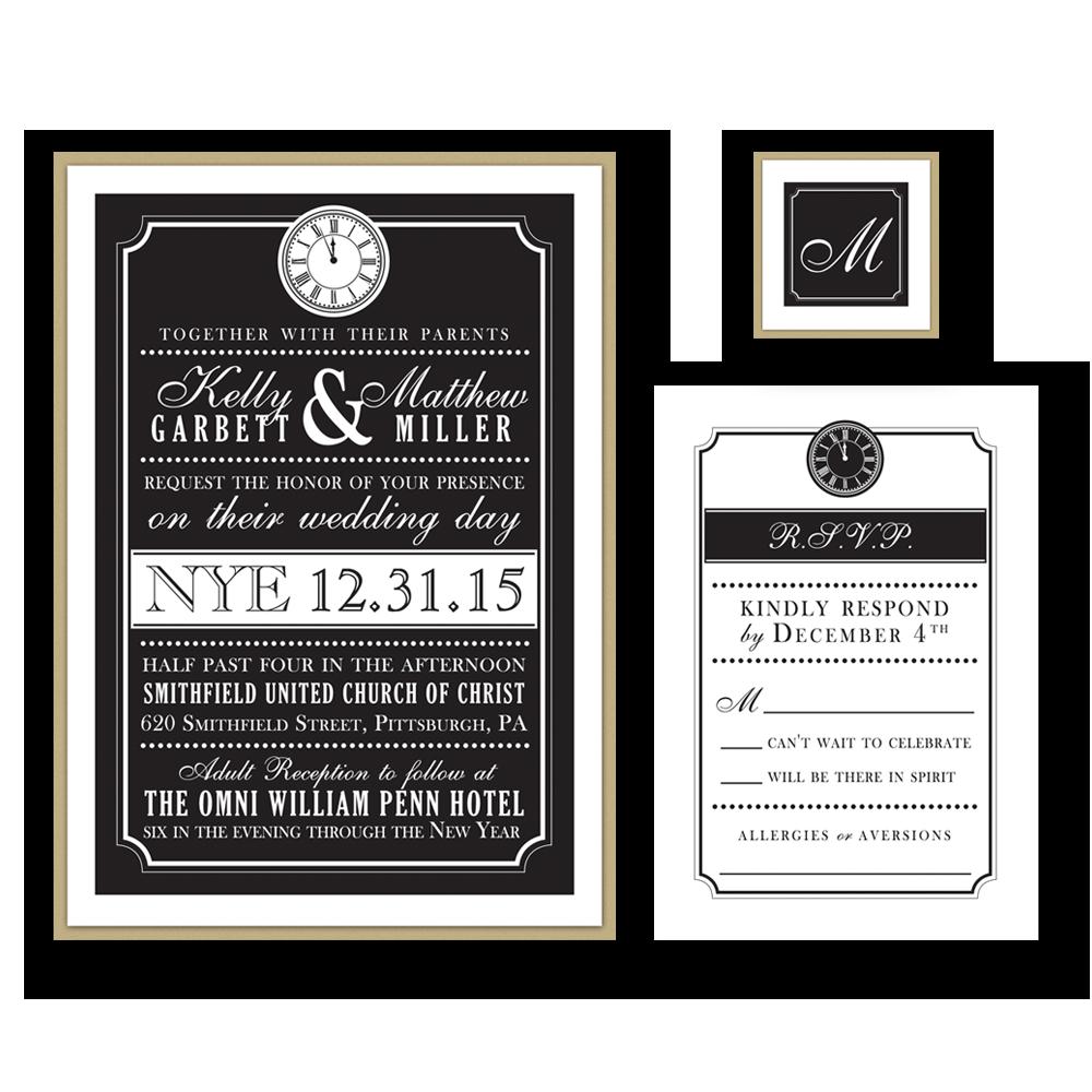 gatsby new year pocket