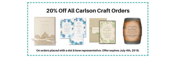 Carlson Craft Voucher Codes Shop on unecdown-5l5.ga Choose one of 2 Carlson Craft coupons including coupon codes and product sales for Oct Today's best coupon is a Check Out Promos Section for Huge Savings!. How to save money during the shopping? It is quite easy. Just visit Discountscat to get Carlson Craft promo code.